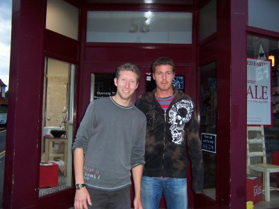 james and safin