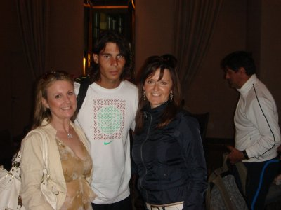 Karen and Rafa AGAIN